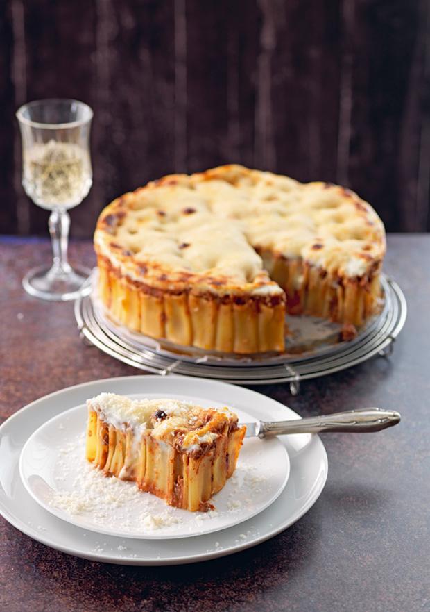 Pasta Torte Mit Wodka